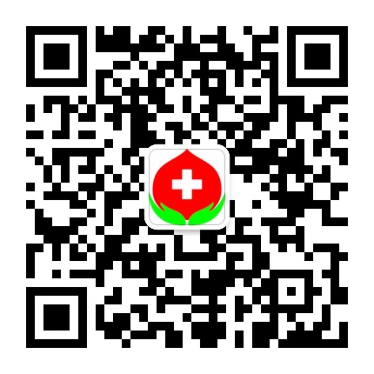 桃源县康复医院二维码